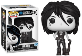 Pop! Heroes: DC Super Heroes - Death (PX Previews Exclusive)