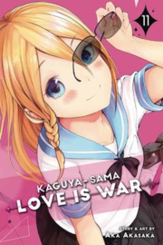 KAGUYA SAMA LOVE IS WAR 11