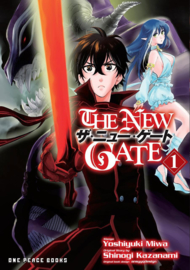 NEW GATE MANGA 01