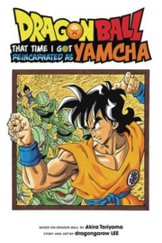DRAGON BALL THAT TIME REINCARNATED AS YAMCHA 01