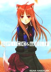 SPICE AND WOLF NOVEL 01