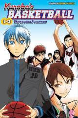KUROKO BASKETBALL OMNIBUS 01