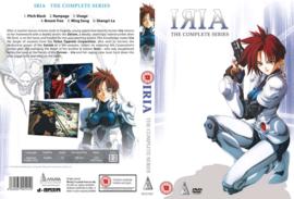 IRIA DVD COMPLETE SERIES
