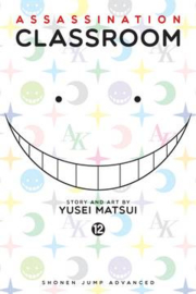 ASSASSINATION CLASSROOM 12