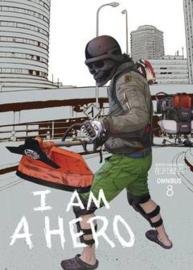 I AM A HERO OMNIBUS 08