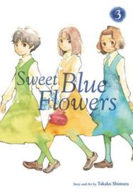 SWEET BLUE FLOWERS 03