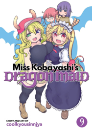 MISS KOBAYASHIS DRAGON MAID 09