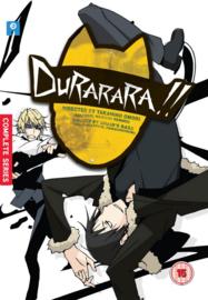 DURARARA DVD COMPLETE SERIES