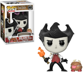 Pop! Games: Don't Starve - Wilson and Chester
