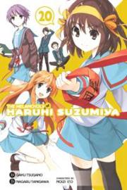 MELANCHOLY OF HARUHI SUZUMIYA 20