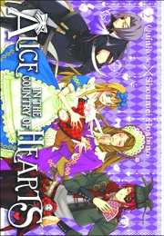 ALICE IN COUNTRY OF HEARTS OMNIBUS 02