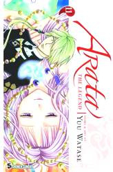 ARATA THE LEGEND 11