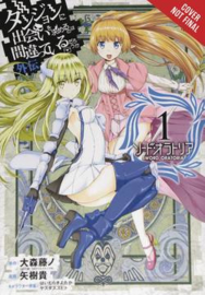 IS IT WRONG TRY PICK UP GIRLS IN DUNGEON SWORD ORATORIA 01
