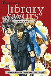 LIBRARY WARS LOVE & WAR 12
