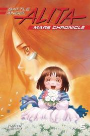 BATTLE ANGEL ALITA MARS CHRONICLE 05