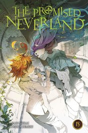 PROMISED NEVERLAND 15