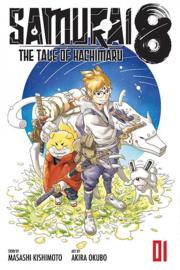 SAMURAI 8 TALE OF HACHIMARU 01