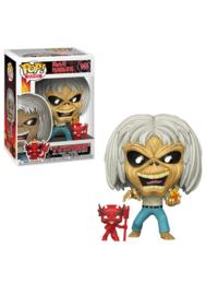 "Pop! Rocks: Iron Maiden - ""Number of the Beast Skeleton Eddie"""