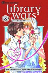 LIBRARY WARS LOVE & WAR 08
