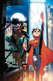 ADVENTURES OF THE SUPER SONS 01 ACTION DETECTIVE