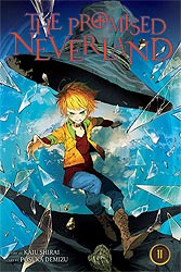 PROMISED NEVERLAND 11