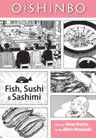 OISHINBO FISH, SUSHI AND SASHIMI