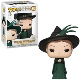 Pop! Movies: Harry Potter - Minerva McGonagall (Yule) (#93)