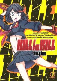 KILL LA KILL 01 (OF 3)