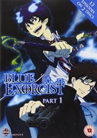 BLUE EXORCIST DVD PART ONE