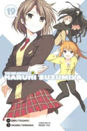 MELANCHOLY OF HARUHI SUZUMIYA 19