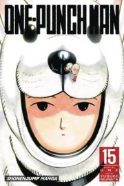 ONE PUNCH MAN 15