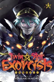 TWIN STAR EXORCISTS ONMYOJI 12