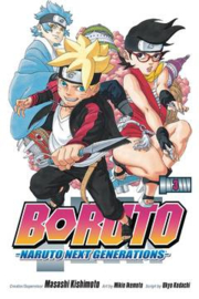 BORUTO 03 NARUTO NEXT GENERATIONS