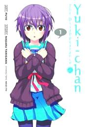 DISAPPEARANCE OF NAGATO YUKI CHAN 01