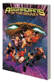 ASGARDIANS OF THE GALAXY 02 WAR OF REALMS