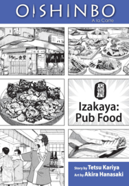 OISHINBO IZAKAYA: PUB FOOD
