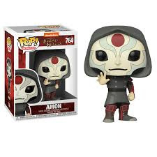 Pop! Animation: Avatar The Legend of Korra - Amon