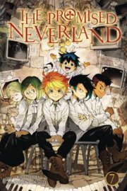 PROMISED NEVERLAND 07
