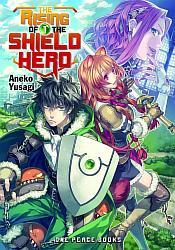 RISING OF THE SHIELD HERO LIGHT NOVEL 01