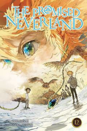 PROMISED NEVERLAND 12