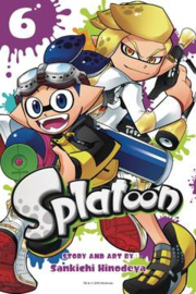 SPLATOON MANGA 06
