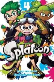 SPLATOON MANGA 04