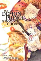 DEMON PRINCE OF MOMOCHI HOUSE 03