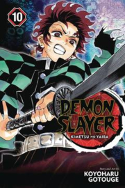 DEMON SLAYER KIMETSU NO YAIBA 10