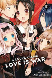 KAGUYA SAMA LOVE IS WAR 10