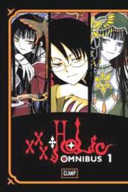 XXXHOLIC OMNIBUS 01