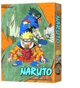 NARUTO OMNIBUS 03