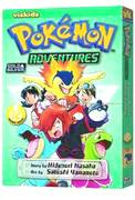 POKEMON ADVENTURES 12 GOLD & SILVER