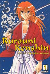 RUROUNI KENSHIN OMNIBUS 01