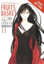 FRUITS BASKET COLLECTORS ED 11